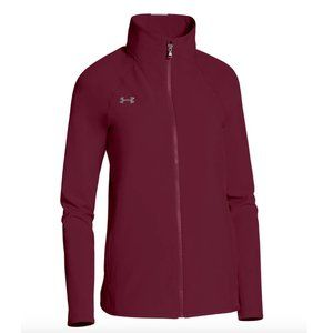 Under Armour Team Squad Woven Warm Up Jacket